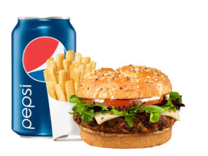 Bean-Burger